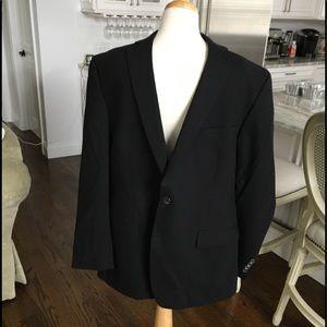 Calvin Klein Black sports Jacket